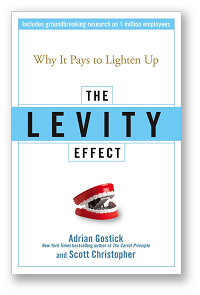 levity book cover